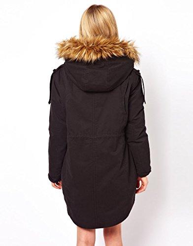 ASOS-Faux-Fur-Hooded-Detachable-Lined-Parka-UK-SIZE-10-0-1