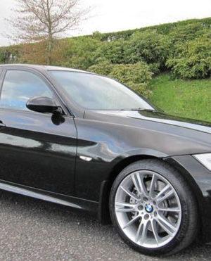 BMW-330d-Ex-Police-Car