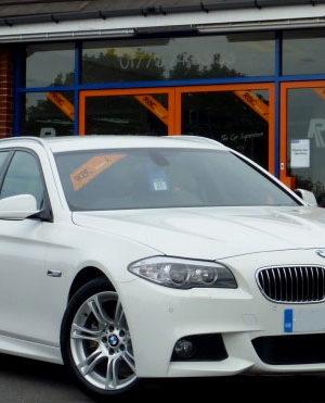 BMW-530d-Ex-Police-Car