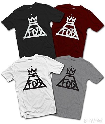 Fall Out Boy T Shirt Save Rock Amp Roll Album Music Medium