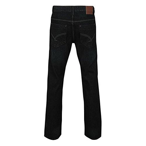 Firetrap-Tokyo-Bootcut-Jeans-Mens36W-RBlack-0