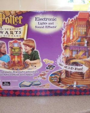HARRY-POTTER-ADVENTURES-THROUGH-HOGWARTS-ELECTRONIC-3-D-GAME-0