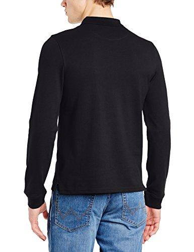 Lyle Amp Scott Men S Pique Long Sleeve Polo Shirt True