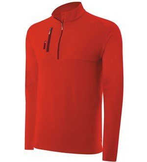 Mixed-Media-Layer-Golf-Jumper-Bold-Red-AW14-L-0