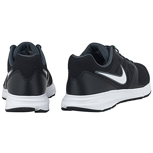 Nike Downshifter 6 MSL Mens Jogging Running Casual Trainers (Black ... 3613e61bf2d7