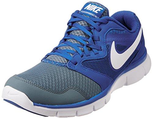 low priced 1565b 722db Nike Flex Experience Rn 3 Msl, Men s Training Running Shoes, Blue (Lyon  Blue White Blue Graphite 404), 10 UK (45 EU)