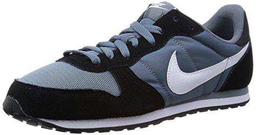 4b2921259357 Nike-Genicco-Mens-Training-Running-Shoes-Grey-Blue- ...
