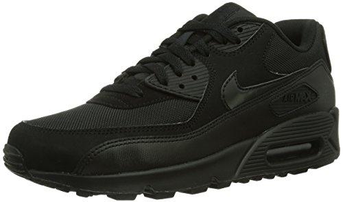 Air Max 90 Essential Trainers, Black