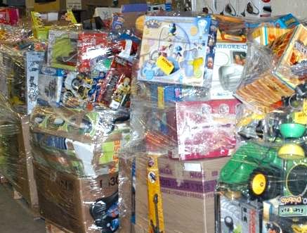 Pallet Of Grade A Ex Catalogue Toys Wholesale Scout