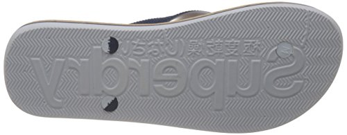 Superdry-Cork-Flip-Flop-Sandals-Blue-8-9-UK-0-1