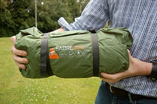 ... Vango-Sabre-200-2-Person-3-Poled-Tunnel- & Vango Sabre 200 2 Person 3 Poled Tunnel Tent - Cactus | Wholesale ...