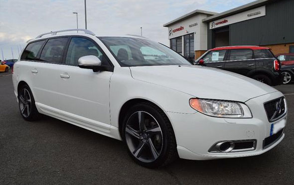 Ex Police Car Auctions >> 2010 Volvo V70 D5 Ex Police Car | Wholesale Scout