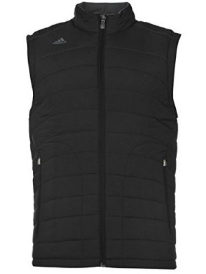 adidas-Mens-CP-Padded-Vest-Gilet-Sleeveless-Top-Jacket-Outerwear-Black-M-0