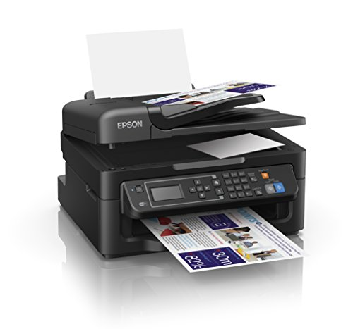 Epson Workforce Wf 2630 Four In One For The Small Printer