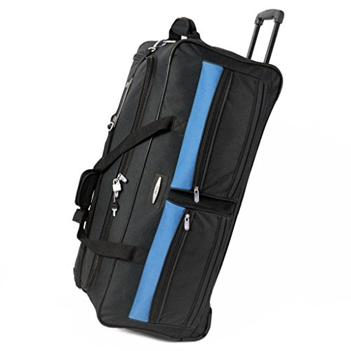 Jeep Official Large Wheeled Bag 5 Years Warranty 34