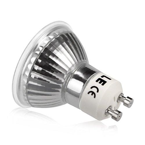 le 3 5w mr16 gu10 led bulbs 50w halogen bulbs equivalent 300lm warm white 3000k 120 beam. Black Bedroom Furniture Sets. Home Design Ideas