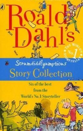 Roald Dahl S Scrumdidlyumptious Story Collection Box Set